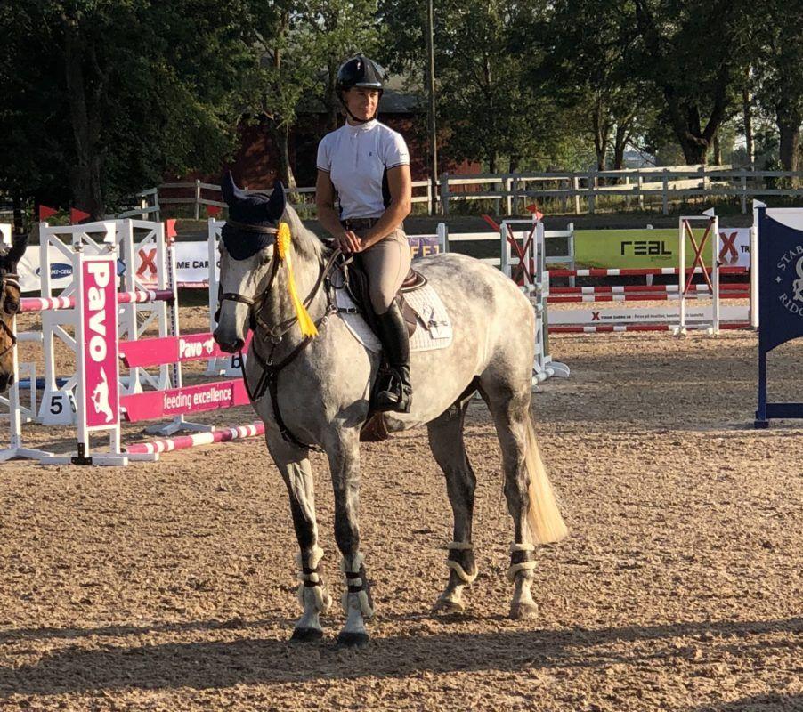 Ginerin CC Linköping Horse Show