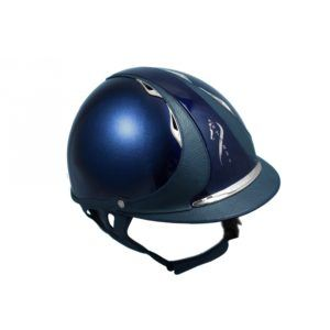 Antarès Premium ridhjälm blå