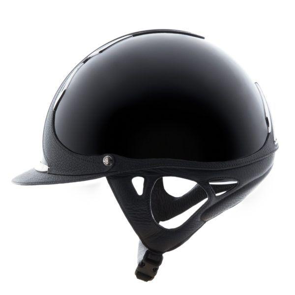 Antarès premium ridhjälm svart 3