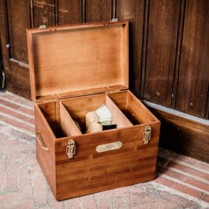 Grooming deluxe tack box 1