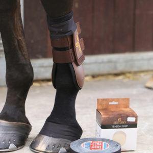 Kentucky Tendon grip sock under benskydd