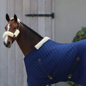 Kentucky Horsewear stalltäcke mörkblå