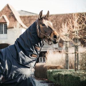 Kentucky Horsewear hals utetäcke classic