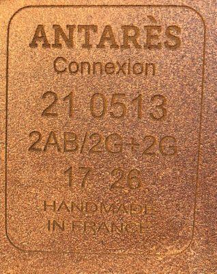 Antarès märkning