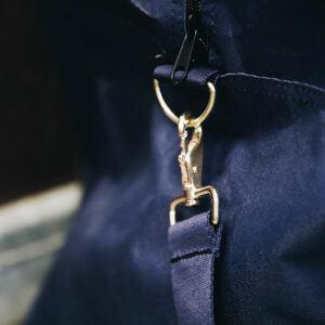 Kentucky täckesväska detalj spänne