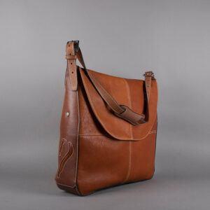 Antarès Milano leather bag