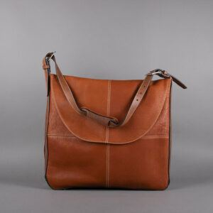 Antarès Milano leather bag side